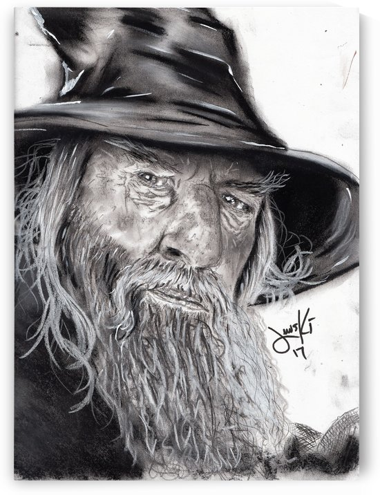 Gandalf by Jewski