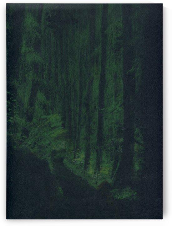 Deep Green by Monika Stattner