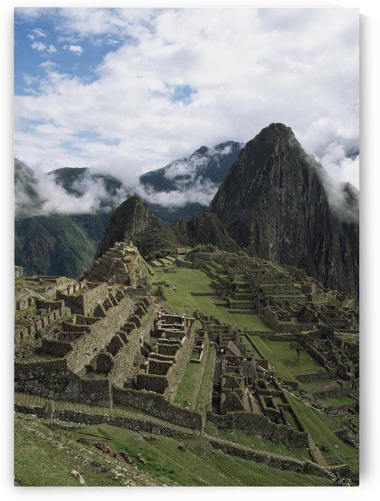Machu Picchu by PacificStock
