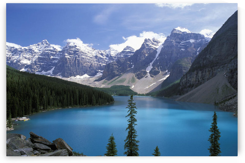 Moraine Lake by PacificStock