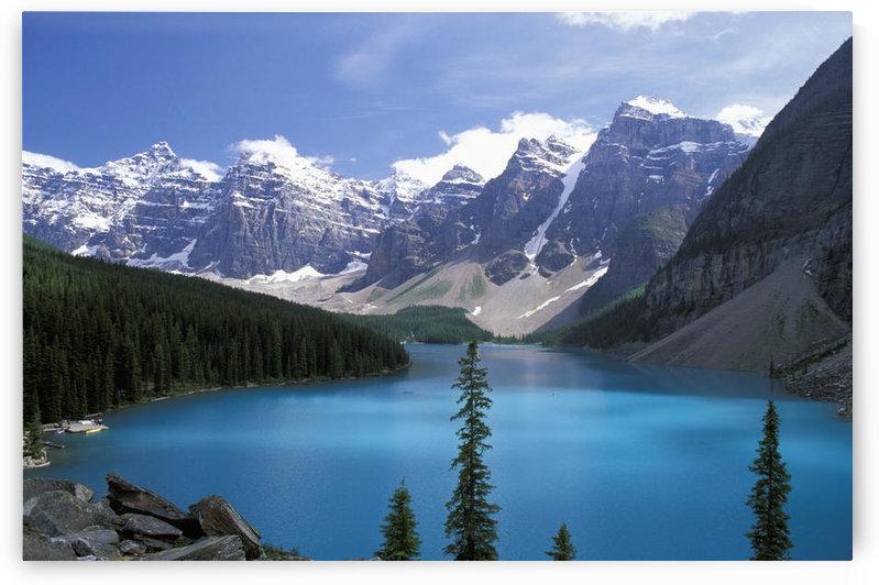 Moraine Lake by PacificStock