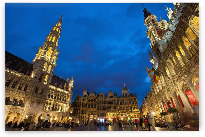 Brussels, Belgium by PacificStock