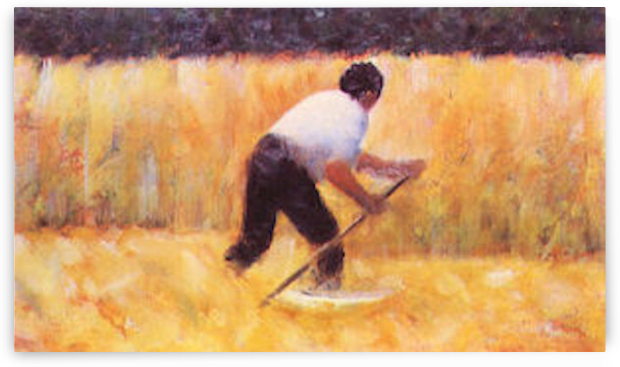 Mowing by Seurat by Seurat