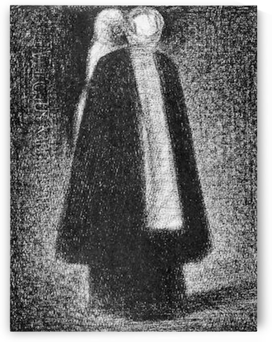 Nurse by Seurat by Seurat