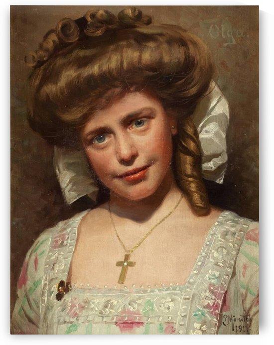 Olga by Peter Mork Monsted