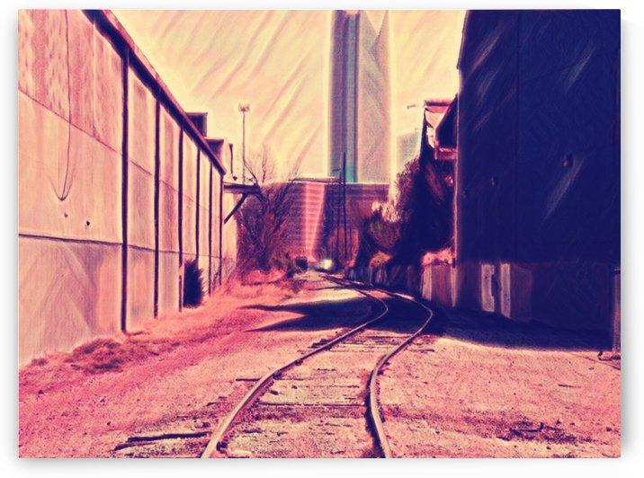 railstojails by Chazzi R  Davis