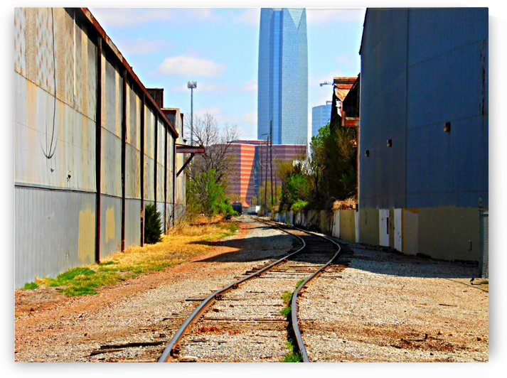 Rails2Jails- Original by Chazzi R  Davis