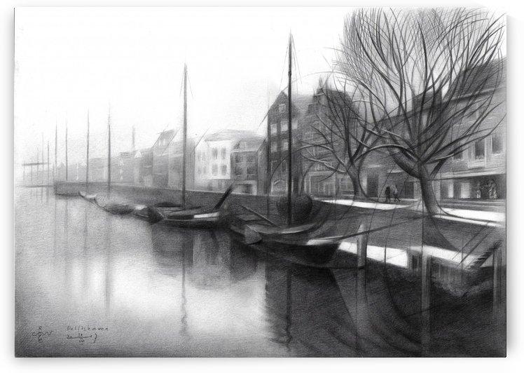Rotterdam - Delftshaven - 31-03-17 by Corné Akkers