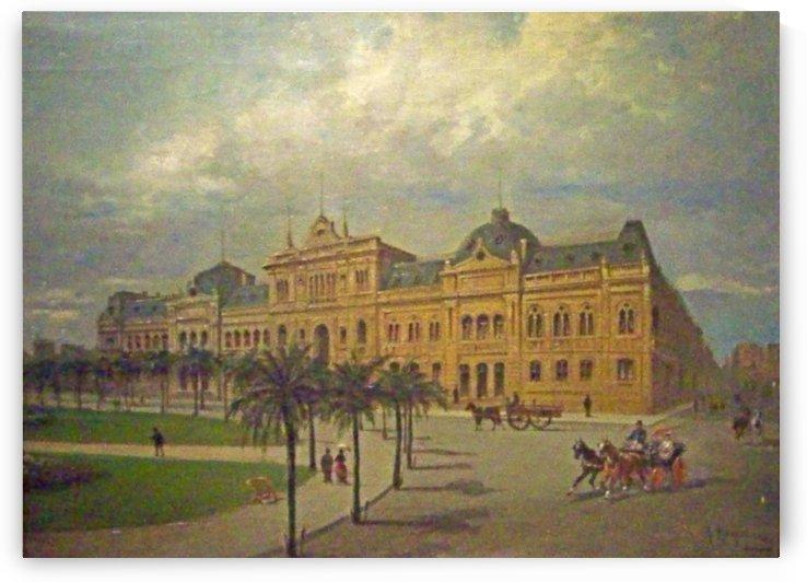 Casa de Gobierno by Karl Kaufmann