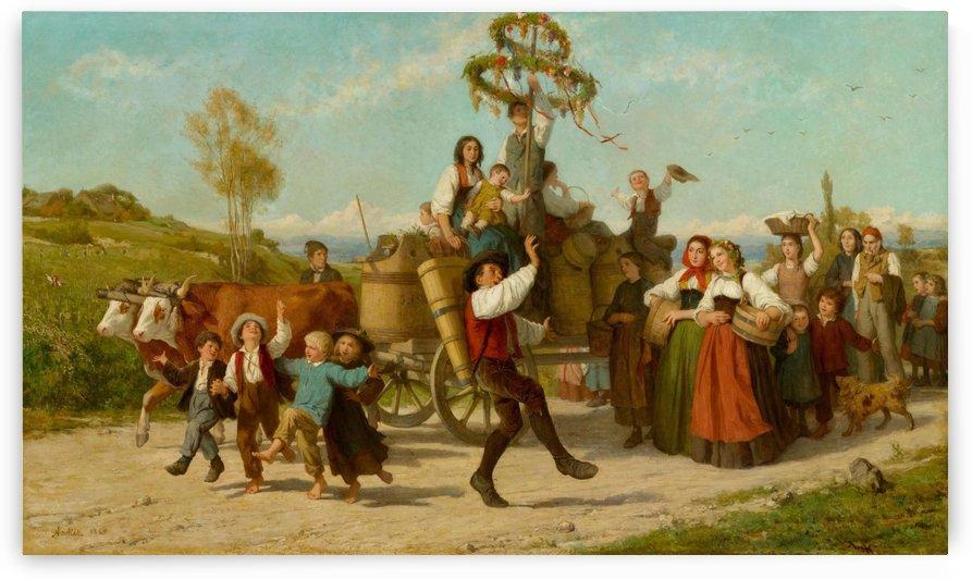 Schweizer Kunst by Anker Albert