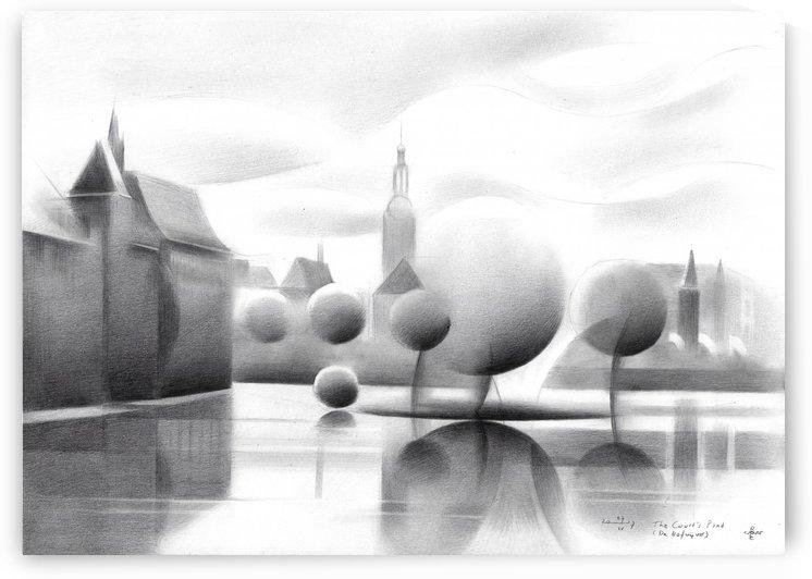 The Court's Pond (De Hofvijver) - 07-04-17 by Corné Akkers