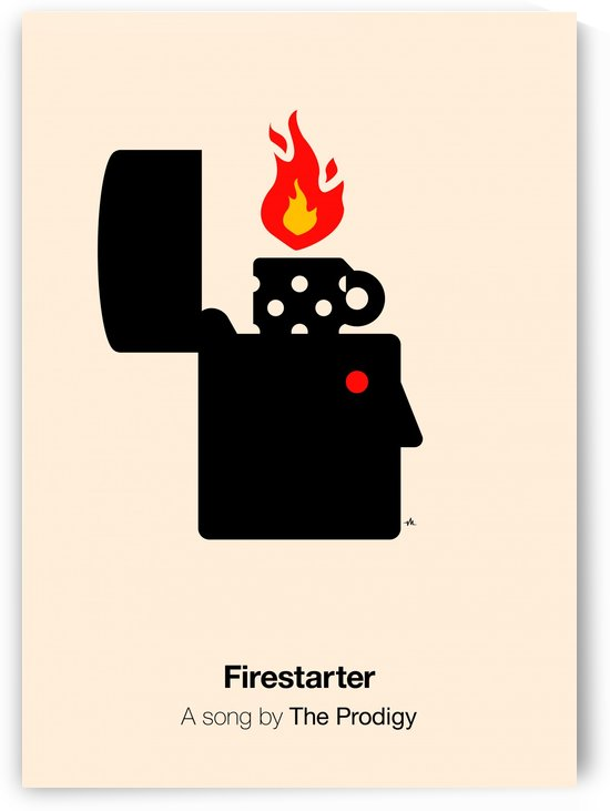 Firestarter by Viktor Hertz