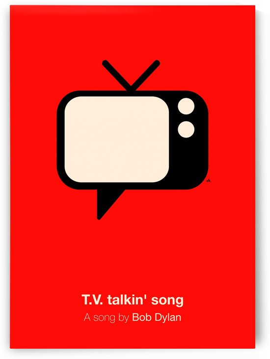 TV talkin song by Viktor Hertz
