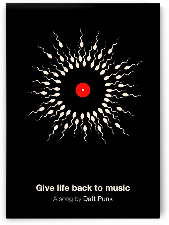 Give life back to music by Viktor Hertz