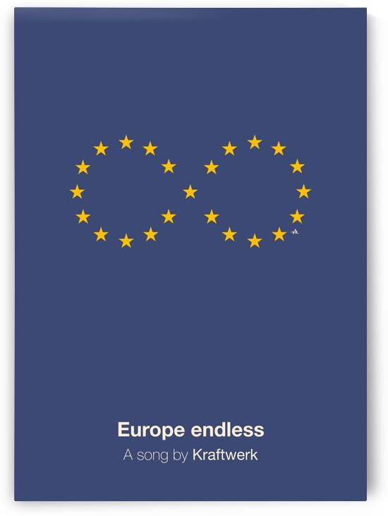 Europe endless by Viktor Hertz