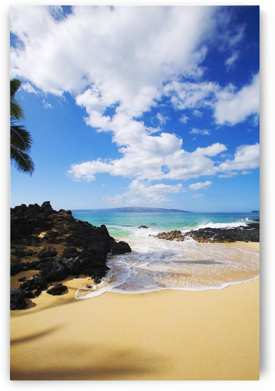 USA, Hawaii Islands, Maui, Maui Wai Or Secret Beach; Makena by PacificStock