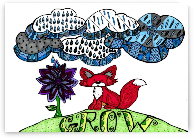 fox: grow! by Susan Watson