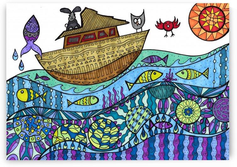 Escaping Noah by Susan Watson