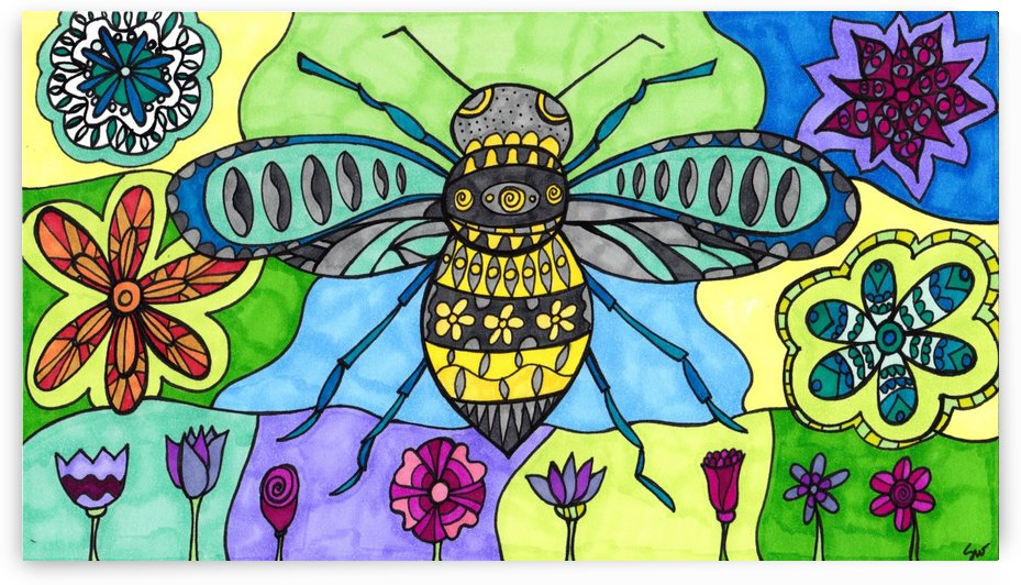 Save the Bees by Susan Watson