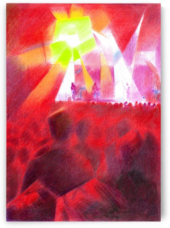 The Shins (live@Paradiso) 20-04-17 by Corné Akkers