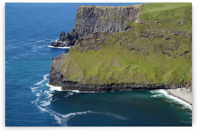 Cliffs of Moher Ireland by Babett-s Bildergalerie