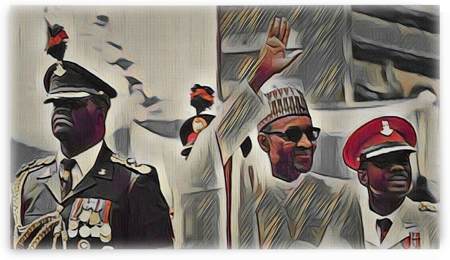 African Leaders by Olufolahan  Akintola