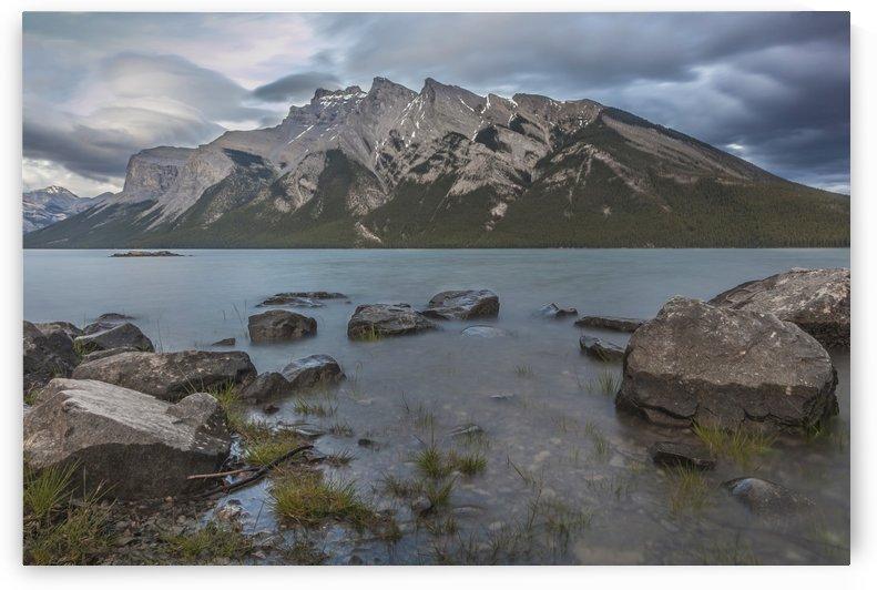 Lake Minnewanka by Palwall Photoart