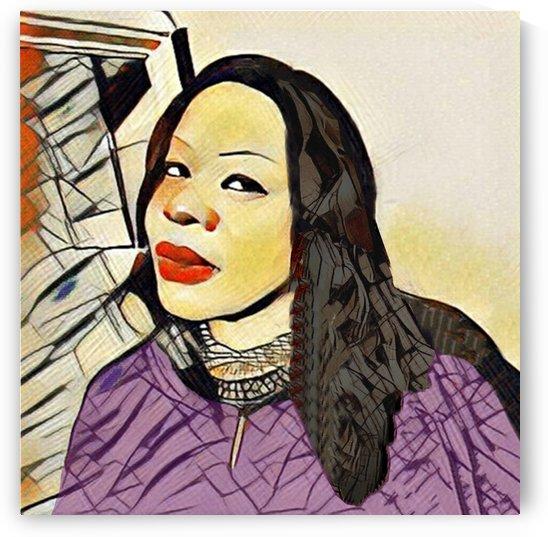 Cindy Violet by Olufolahan  Akintola