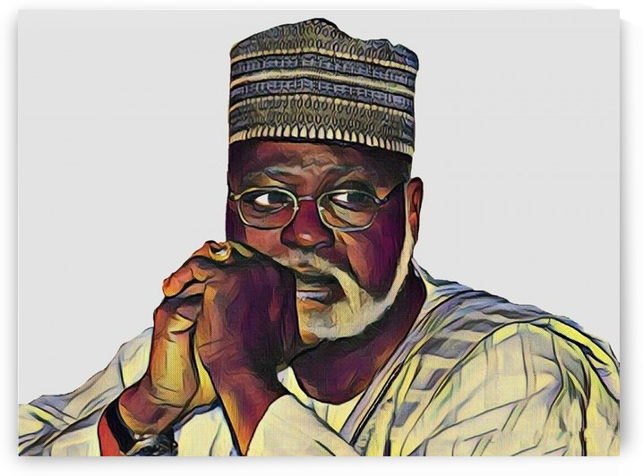 Former Heads of  State by Olufolahan  Akintola