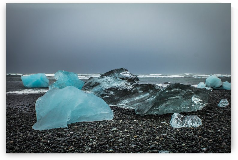 Giant gems by Danielle Farrell