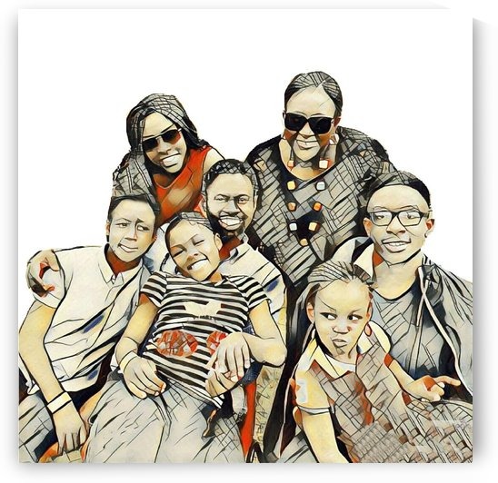 Family Funtime (WB) by Olufolahan  Akintola