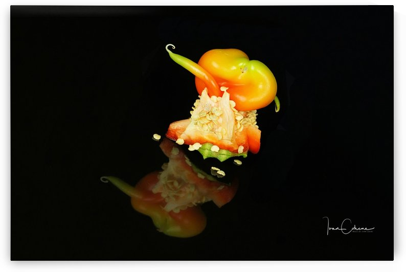 Red Pepper by Ivan Cohene