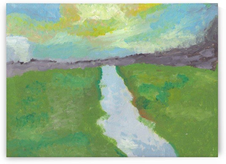 The River by Darryl Sanders