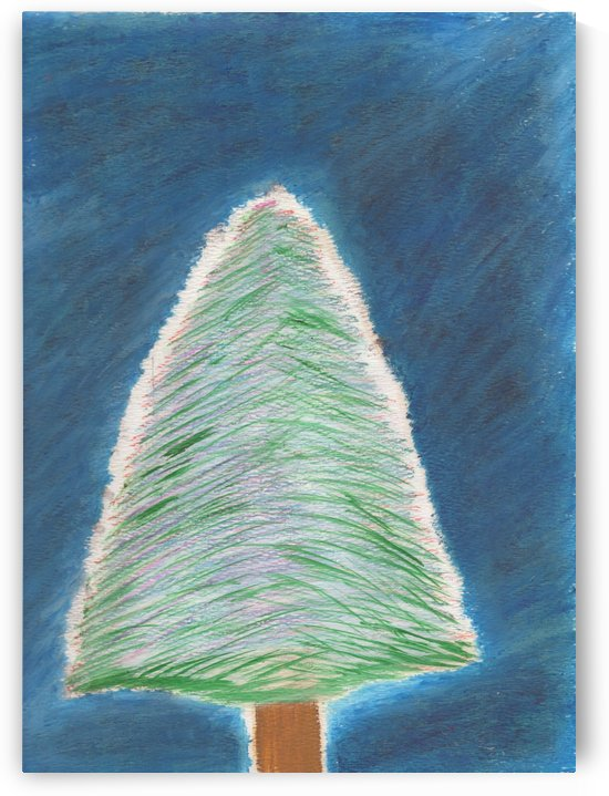 Christmas Tree by Darryl Sanders