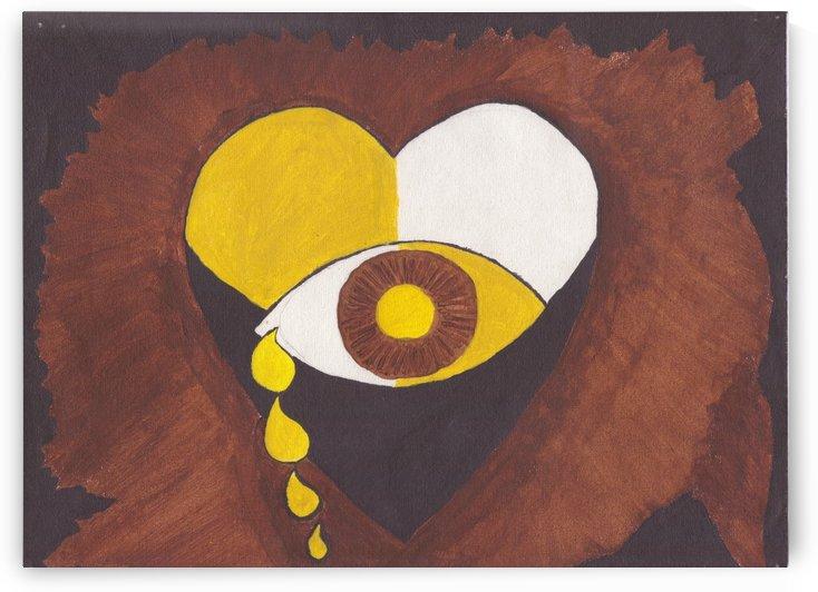 Heart Cry Brown by Darryl Sanders