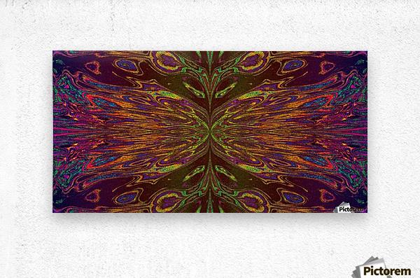 Queen of the Butterflies 61  Metal print
