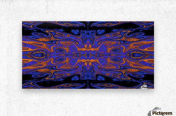 Queen of the Butterflies 82  Metal print