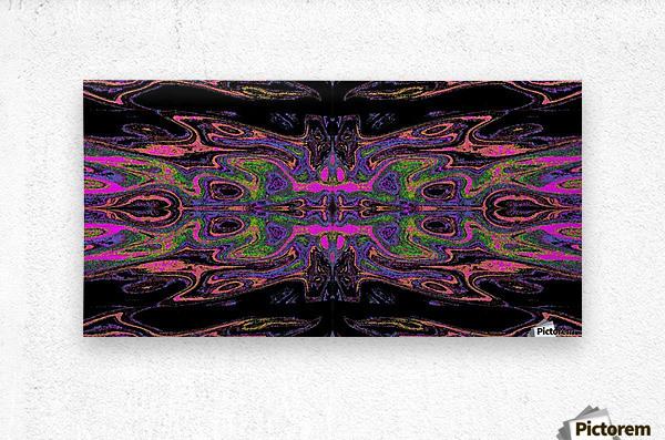 Queen of the Butterflies 85  Metal print