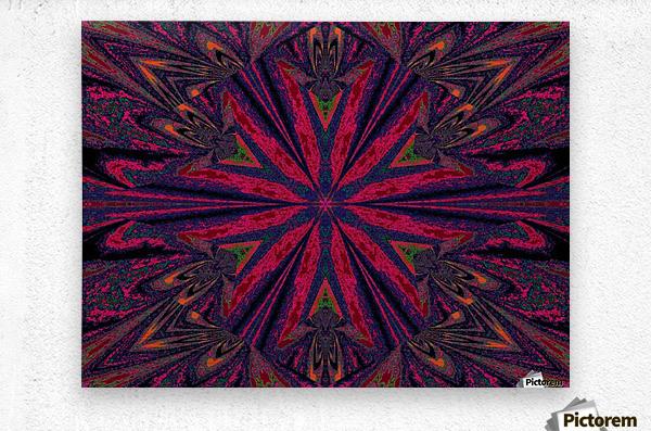 Wild Wildflowers 23  Metal print