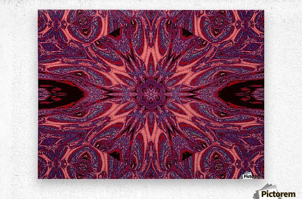 Metamorphosis Rose 2  Metal print