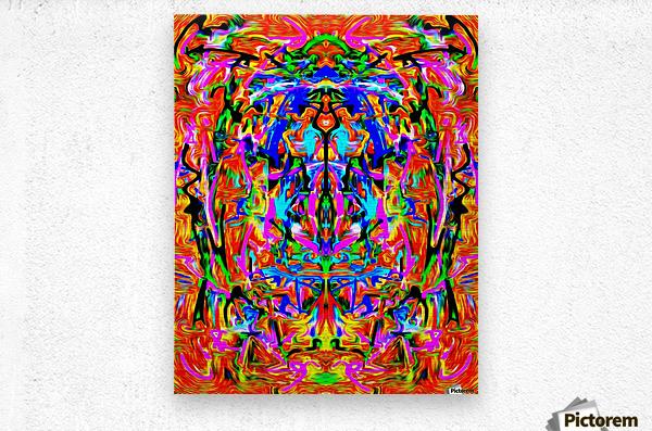 spiritgrand  Metal print