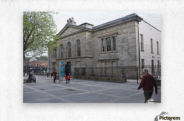 KILMAINHAM JAIL, DUBLIN  Metal print