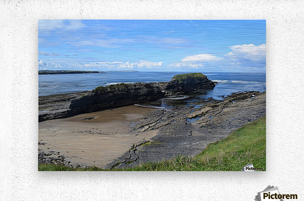 BUNDORAN, CO.DONEGAL  Metal print