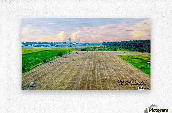 Carlisle, AR | Carlisle Highschool  Metal print