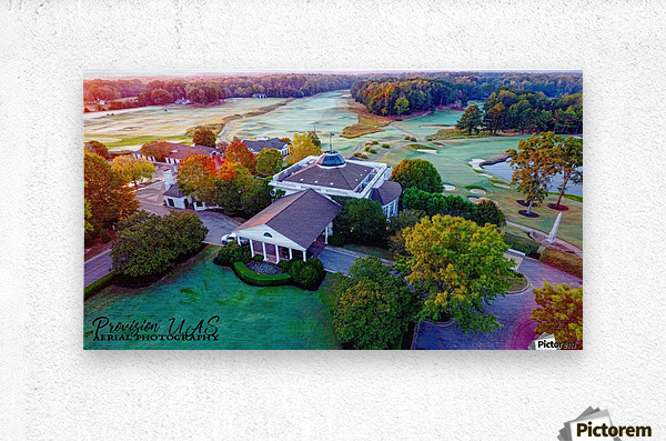 Westpoint, MS   Old Waverly Golf Course  Metal print