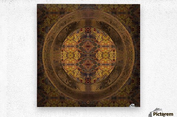 Casbah Window  Metal print