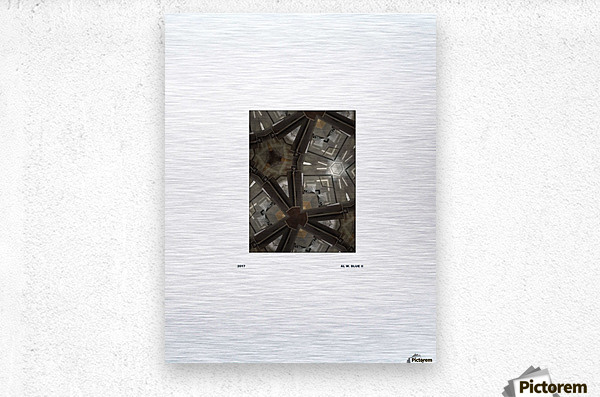 BLUEPHOTOSFORSALE 045  Impression metal