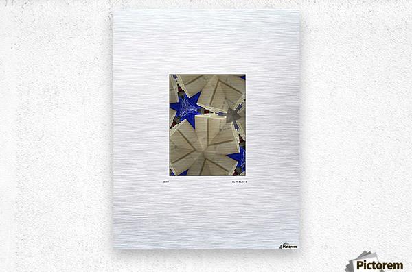 BLUEPHOTOSFORSALE 037  Metal print