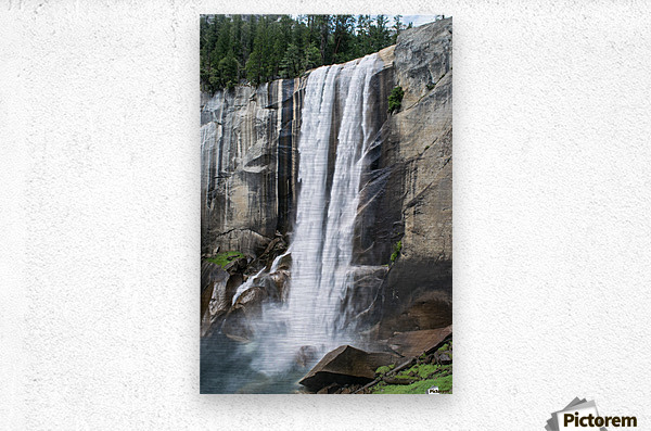 VERNAL Fall  Metal print