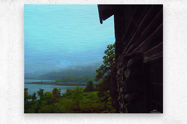 Lake Champlain  Metal print